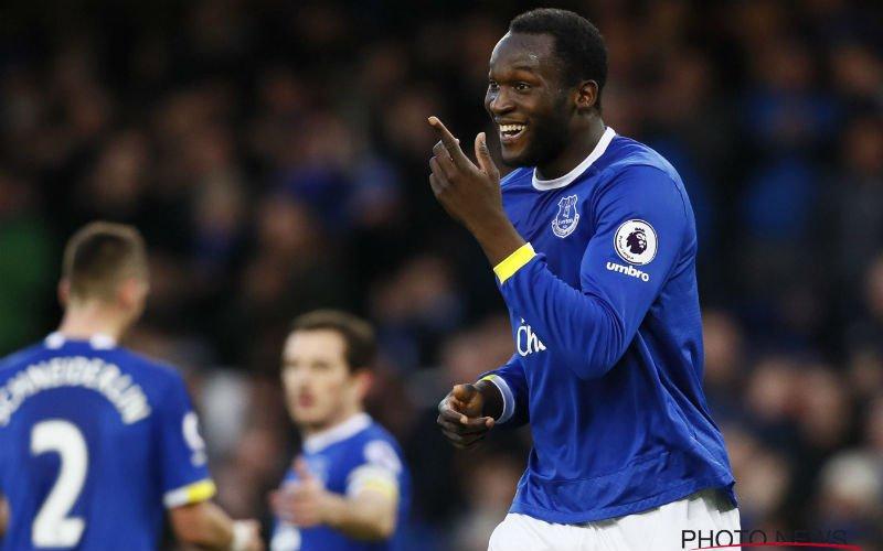 Romelu Lukaku schrijft geschiedenis bij Everton