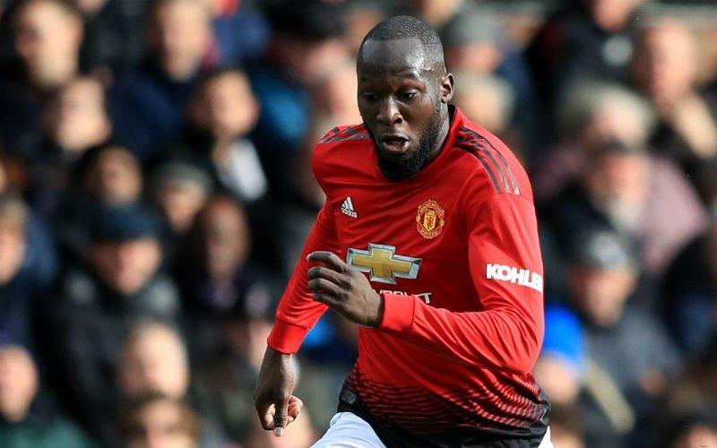 Romelu Lukaku helemaal kansloos: 'Man United realiseert toptransfer van 230 miljoen'