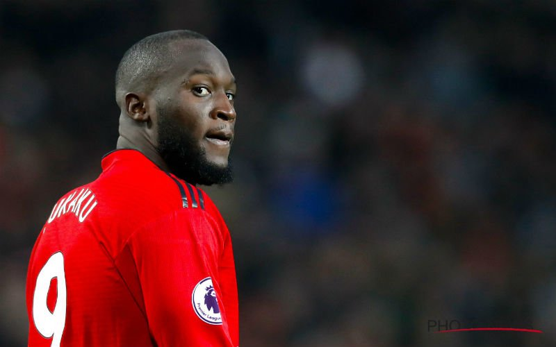 'Man United legt Romelu Lukaku monsterboete op na training bij Anderlecht'