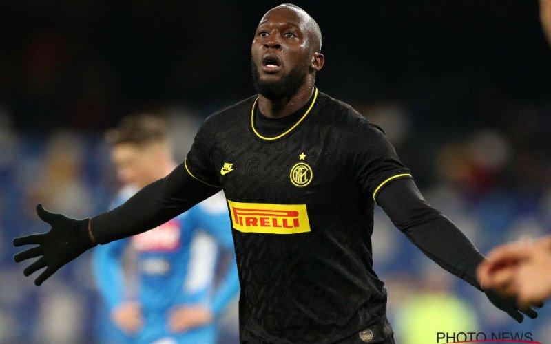 Exit Inter? 'Monsterbod van 130 miljoen euro op Romelu Lukaku'