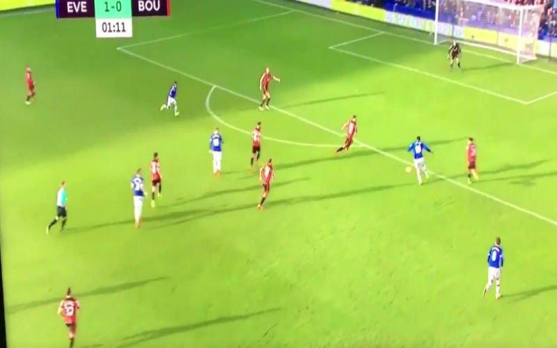 Lukaku scoort al na 31 seconden een prachtig doelpunt (Video)