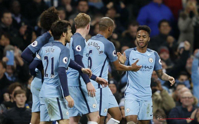 Maakt topper van Manchester City een schokkende overstap naar Manchester United?
