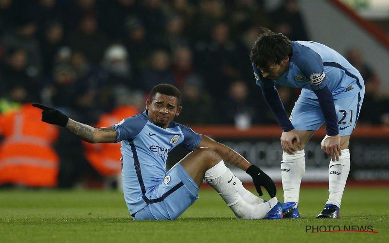 Manchester City krijgt dramatisch nieuws over wonderkind Gabriel Jesus