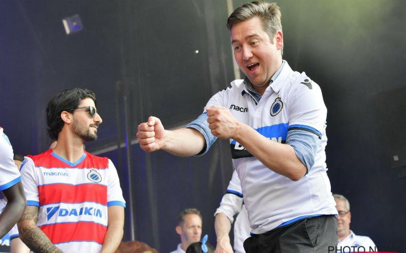'Club Brugge trekt mogelijk erg dure middenvelder aan'