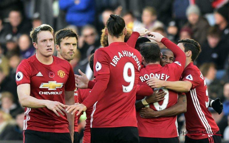 Manchester United lacht Anderlecht nu al uit