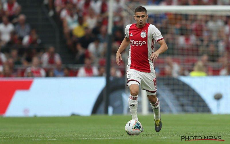 'Club Brugge krijgt dit antwoord van Ajax over toptransfer Razvan Marin'