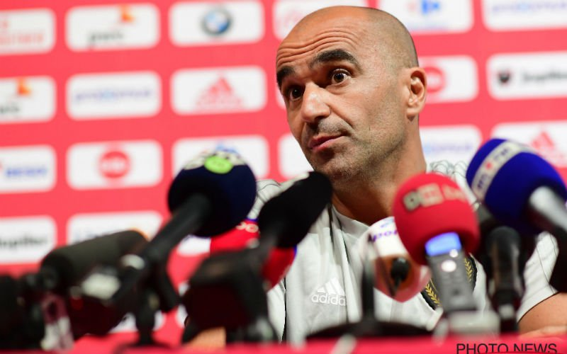Martinez voert héél wat veranderingen door in selectie Rode Duivels