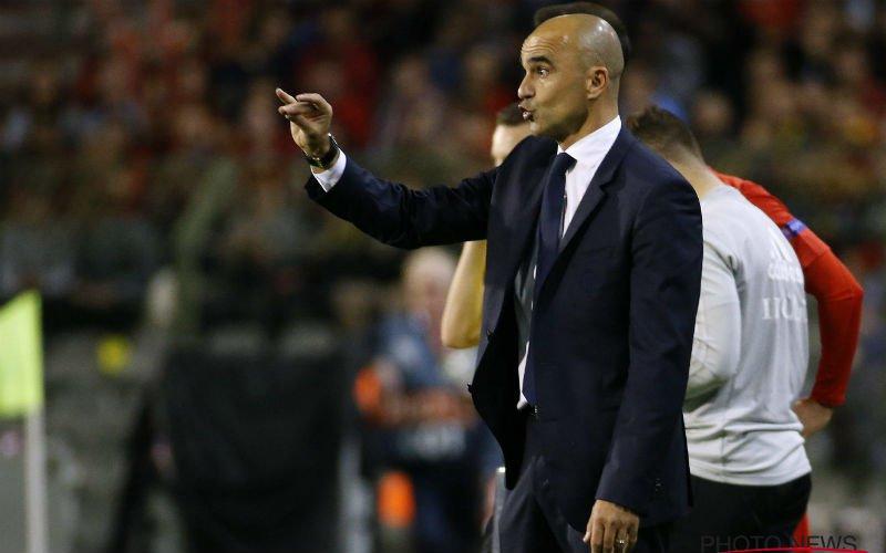 'Roberto Martinez heeft beslist en gaat de Rode Duivels verlaten'