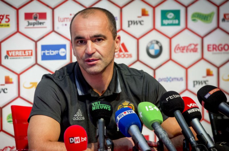Bondscoach Martinez trekt conclusies over Kompany