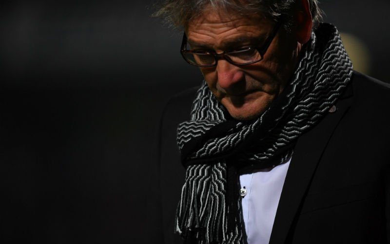 Mathijssen wil het op een akkoordje gooien met RC Genk: