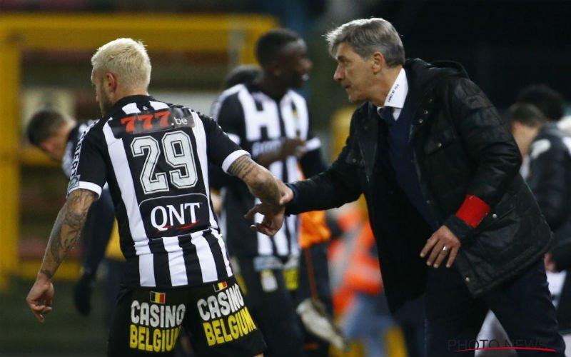 Charleroi pakt gouden overwinning tegen Zulte Waregem