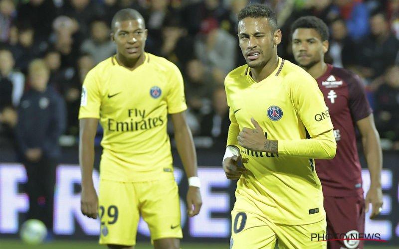 """""""Daar moet Neymar onmiddellijk mee stoppen"""""""