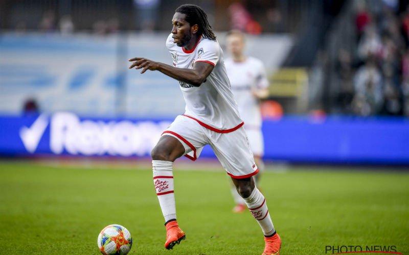 Slecht nieuws voor Antwerp: Mbokani kondigt transfer aan