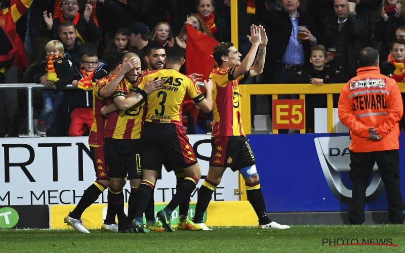 KV Mechelen veegt alle records van de tabellen met deze inkomende transfer
