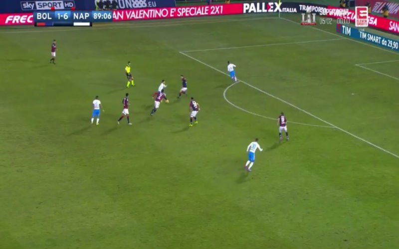 Na Romelu Lukaku is daar Dries Mertens met een fantastische hattrick (Video)