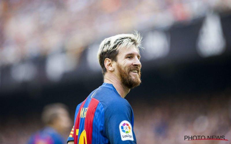 'Barcelona vindt verrassende opvolger van Lionel Messi'