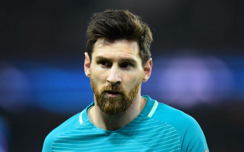 Gigantisch verrassende transfer voor Messi?