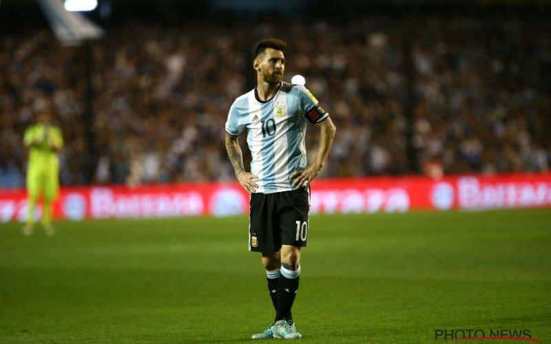 Messi vergeet Ronaldo maar noemt wel twee Belgen bij lijstje WK-sterren