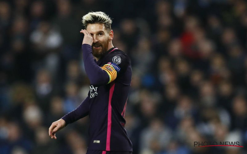 'Messi neemt zeer drastisch besluit bij Barcelona'