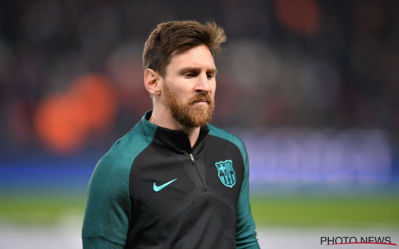 Messi toont zijn ongelofelijke verzameling voetbalshirts