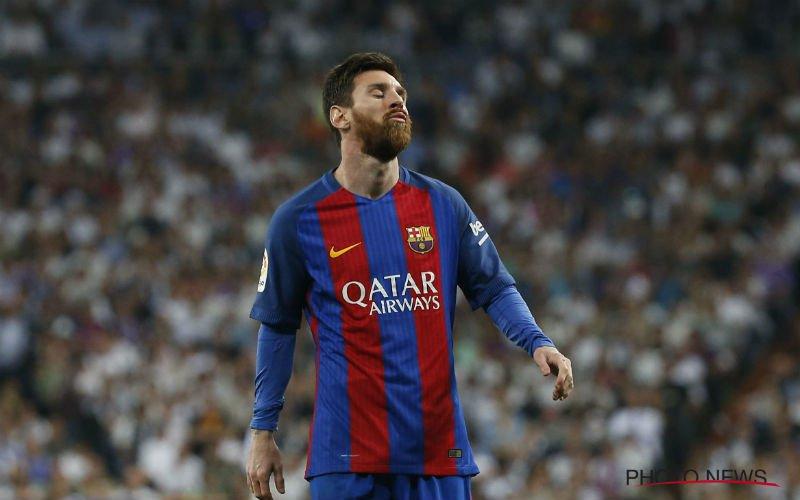 Messi stelt waanzinnige eis: 'Deze 5 versterkingen of ik teken niet'