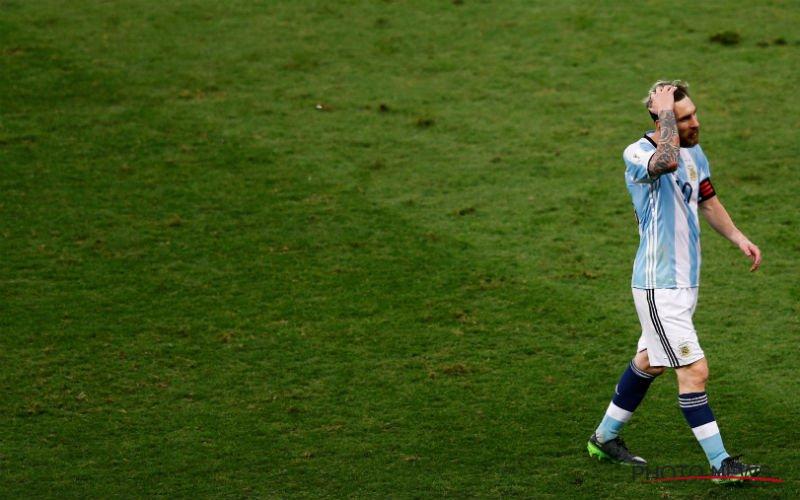 Gigantisch drama dreigt voor Messi en iedere voetbalfan