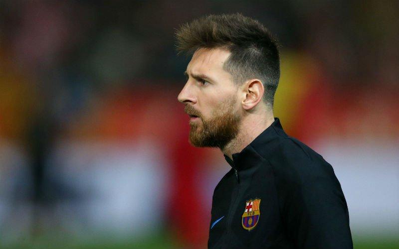 'Real en Messi onderhandelden in het grootste geheim over transfer'