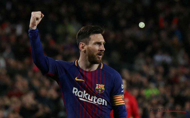 'Messi ligt zwaar overhoop met Barcelona, toptransfer in de maak'