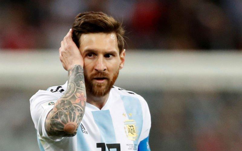 Details uitgelekt over ruzie tussen Sampaoli en Messi:
