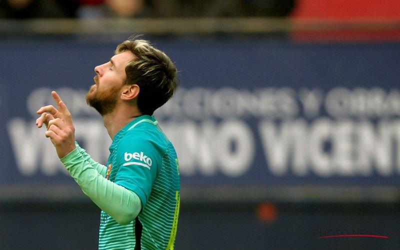 Lionel Messi raadt Barcelona deze 6 spelers aan: Dembélé,...