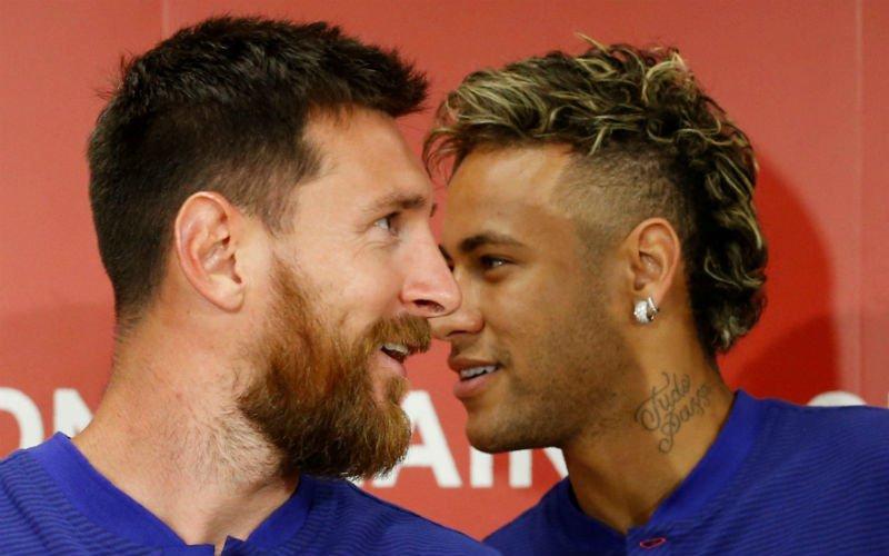 Pijnlijk! Op dit moment vertelde Neymar aan Messi dat hij Barça zou verlaten