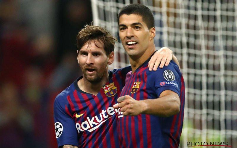 FC Barcelona houdt titelambities levend na bijzonder flauwe stadsderby (VIDEO)