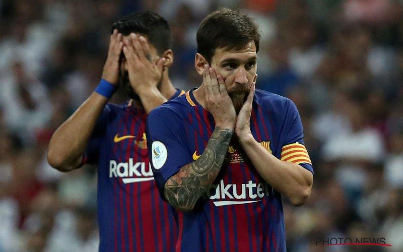 'Barça met de handen in het haar na aankoop van 39 miljoen'