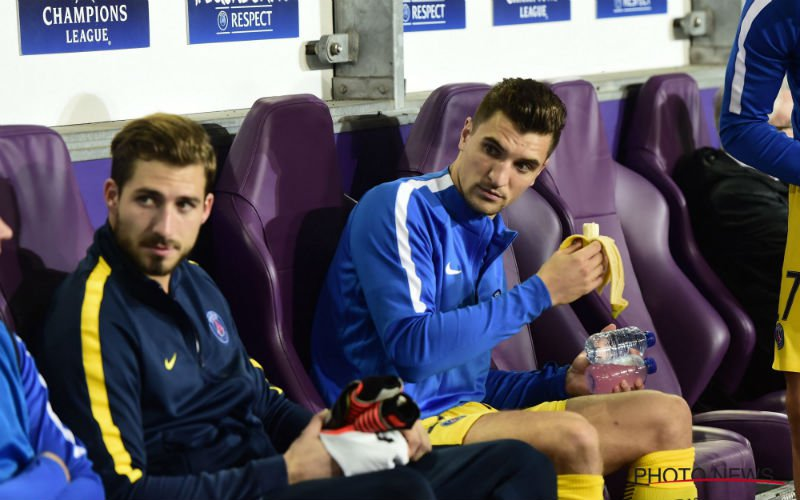 'Onbegrijpelijk nieuws over Meunier bij PSG'