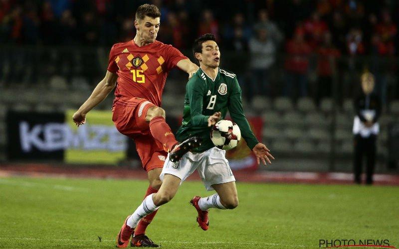 Meunier ziet concurrent uitvallen voor het WK