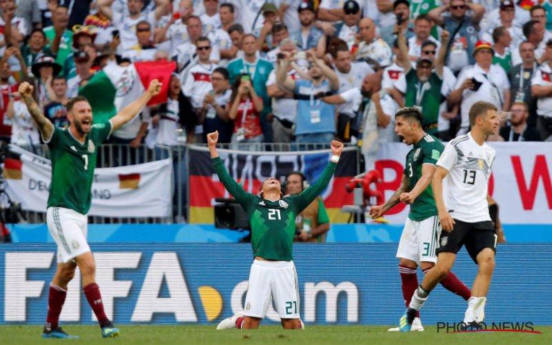 Aardbeving in Mexico na doelpunt tegen Duitsland
