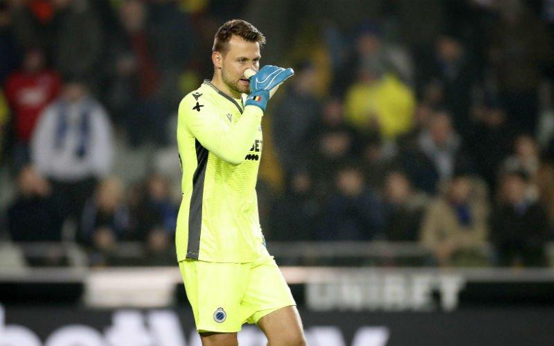 'Simon Mignolet neemt deze beslissing over vertrek bij Club Brugge'