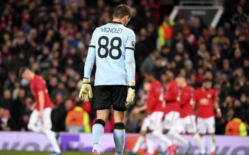 Manchester United vernedert Club Brugge in Europa
