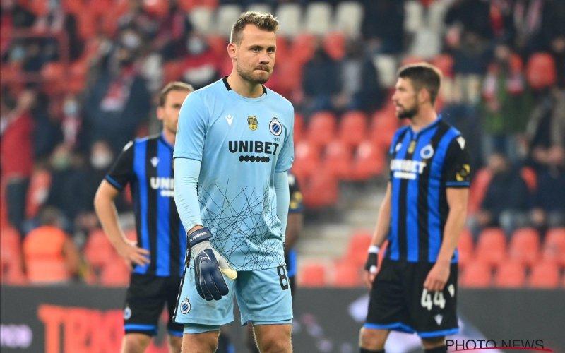 Corona slaat keihard toe bij Club Brugge: Mignolet en 3 anderen testen positief