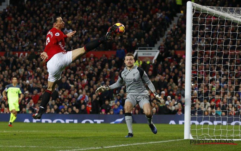 'Zlatan Ibrahimovic wordt de best betaalde speler ter wereld, maar niet bij Manchester United'