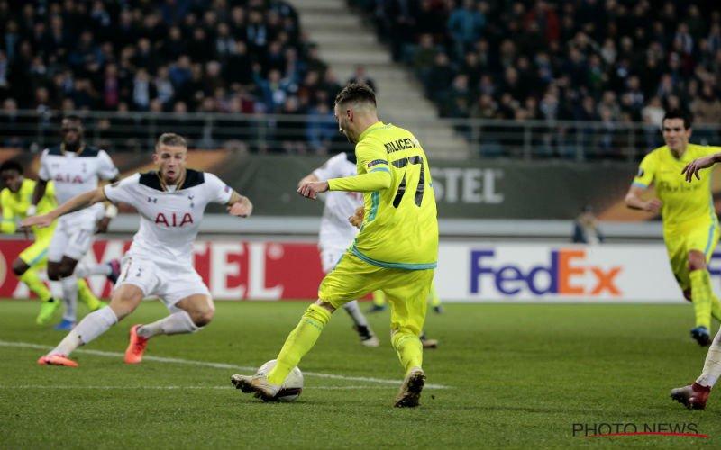 AA Gent zorgt voor een stunt van formaat, RC Genk verspeelt twee keer een voorsprong