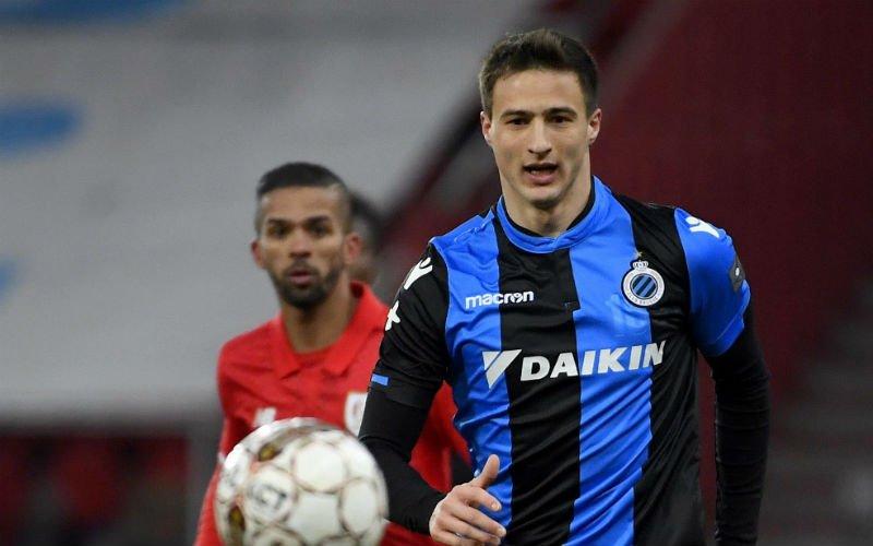 Fantastisch nieuws voor Club Brugge-speler Matej Mitrovic