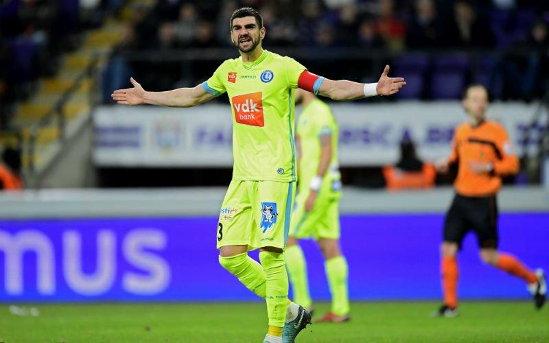 Drama voor AA Gent: Belangrijke speler 6 maanden buiten strijd