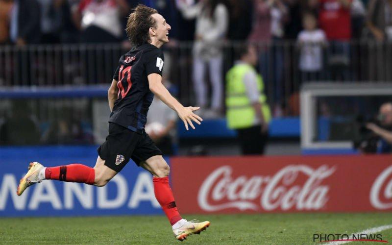 Luka Modric haalt zwaar uit naar Engeland