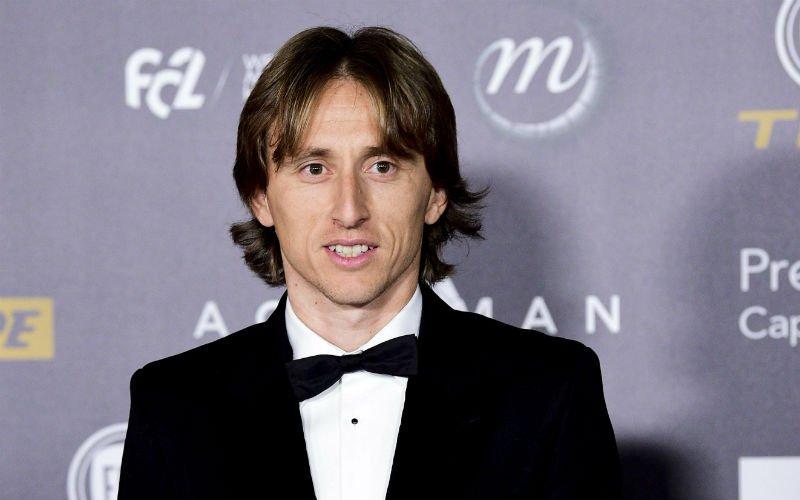 Luka Modric wint Ballon d'Or, Messi eindigt pijnlijk laag