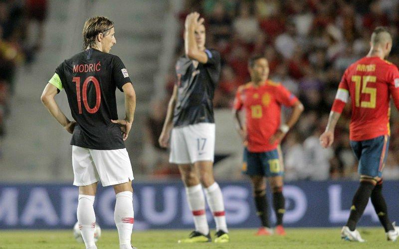 Gemene Santini haalt woede van Spanje op de hals