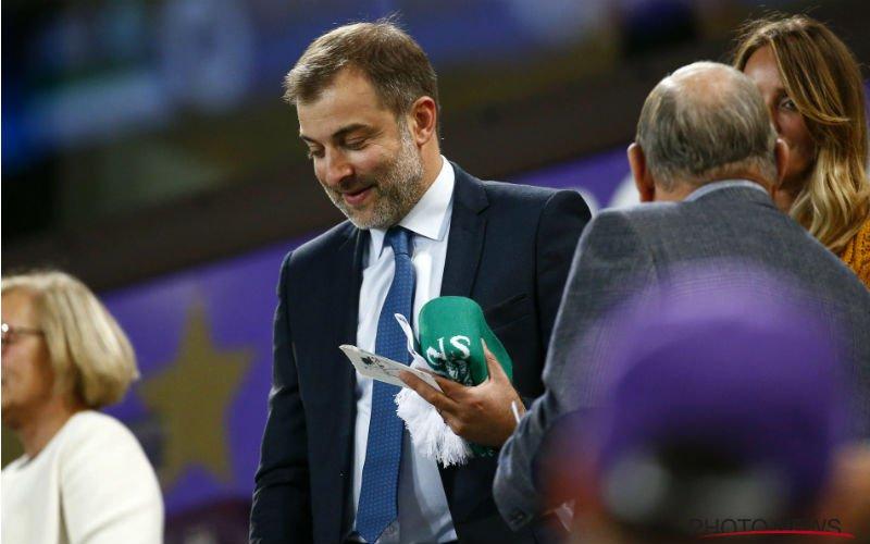 Mogi Bayat laat Anderlecht niet los en duikt wéér op