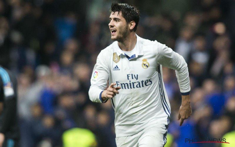 'Morata heeft verklapt voor welke topclub hij Real Madrid gaat verlaten'