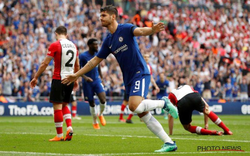 Chelsea bereikt finale van FA Cup