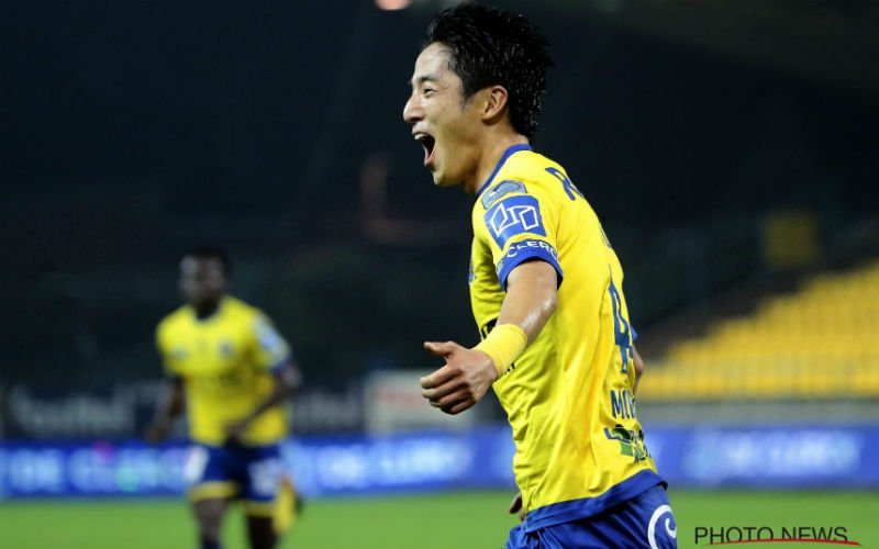 Morioka en spits van Club Brugge naar Anderlecht?